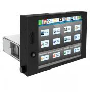 """8.4"""" Rugged LCD In Car Touchscreen PC MDT (Mobile Data terminal) ICD850"""